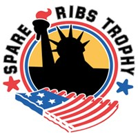 logo Spare Ribs Trophy website
